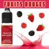 VDP - E-liquide naturels - Goût FRUITS ROUGES