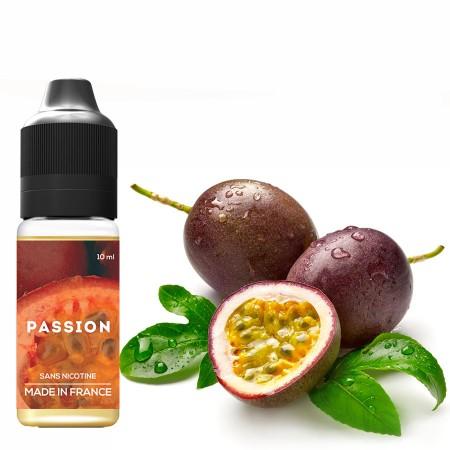 E-liqude naturels - Goût passion - laboutiquevdp