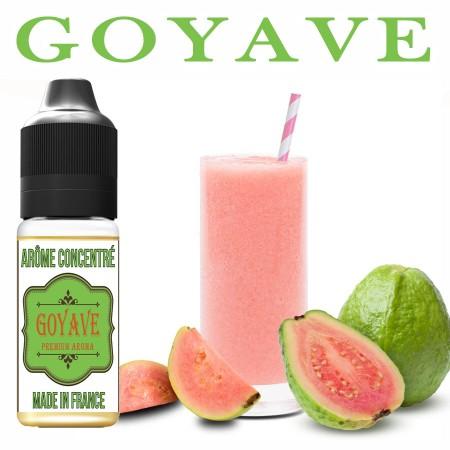 E-liquide naturels - Goût arôme Goyave - VDP