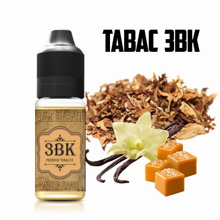 E-liquide naturels - Goût arôme tabac 3BK - VDP