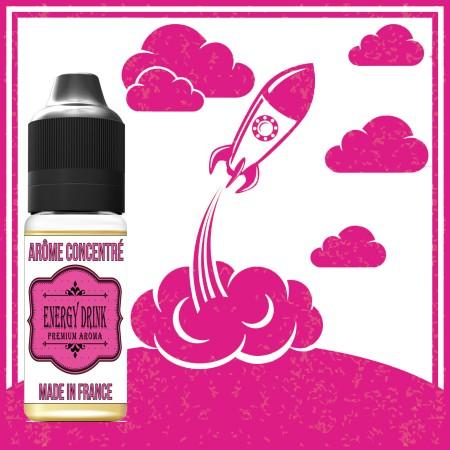 E-liquide naturels - Goût arôme energy drink - VDP