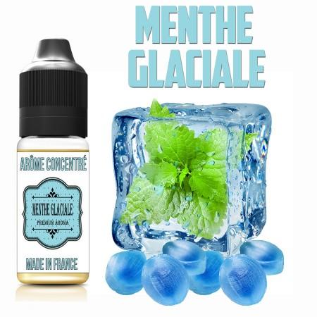 E-liquide naturels - Goût arôme menthe glaciale 100% naturel - VDP
