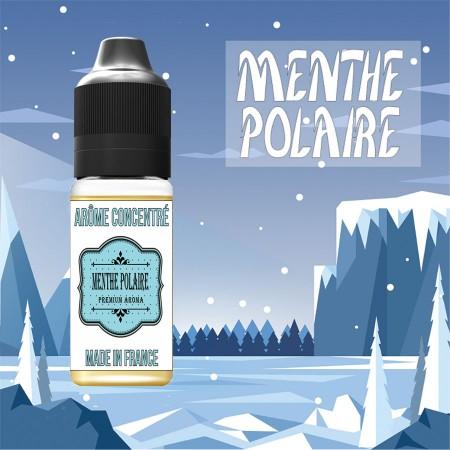 E-liquide naturels - Goût arôme Menthe Polaire 100% naturel - VDP