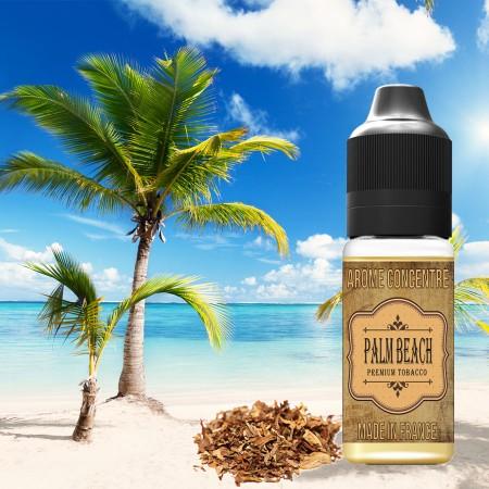 E-liquide naturels - Goût arôme Tabac Pal:m Beach - VDP