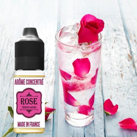 E-liquide naturels - Goût arôme de Rose - VDP