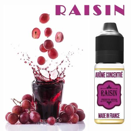 E-liquide naturels - Goût arôme Raisin - VDP