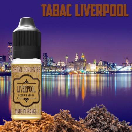 E-liquide naturels - Goût arôme Tabac Liverpool - VDP