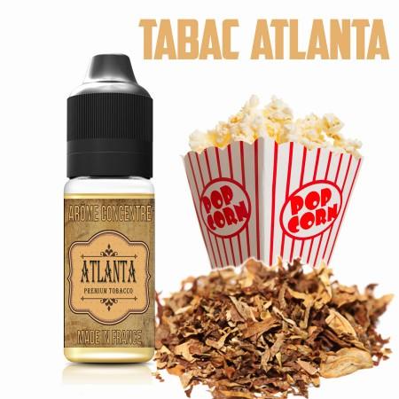 E-liquide naturels - Goût arôme Tabac Atlanta - VDP
