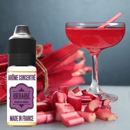 E-liquide naturels - Goût arôme Rhubarbe - VDP