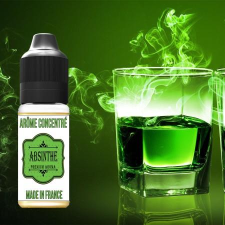 E-liquide naturels - Goût arôme absinthe - VDP