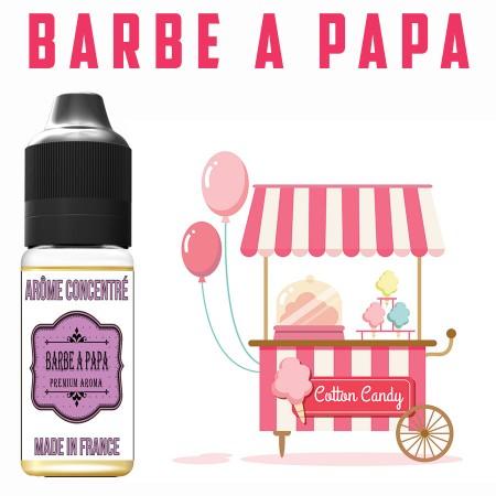 Arôme barbe à papa - E-liquide naturels - VDP