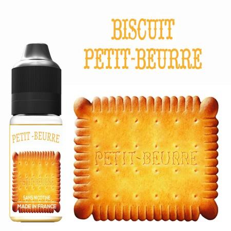Liquide naturel - Gout Petit-Beurre - VDP