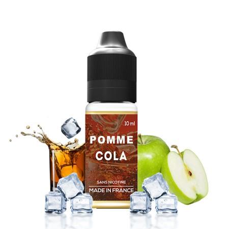 E-liquide 100% naturel - Pomme Cola - laboutiquevdp
