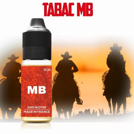 E-liquide naturels - Tabac MB - VDP