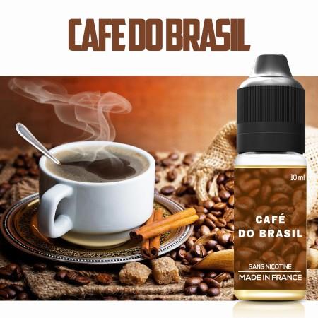 E-liquide - Goût Café do brasil -  La boutique VDP
