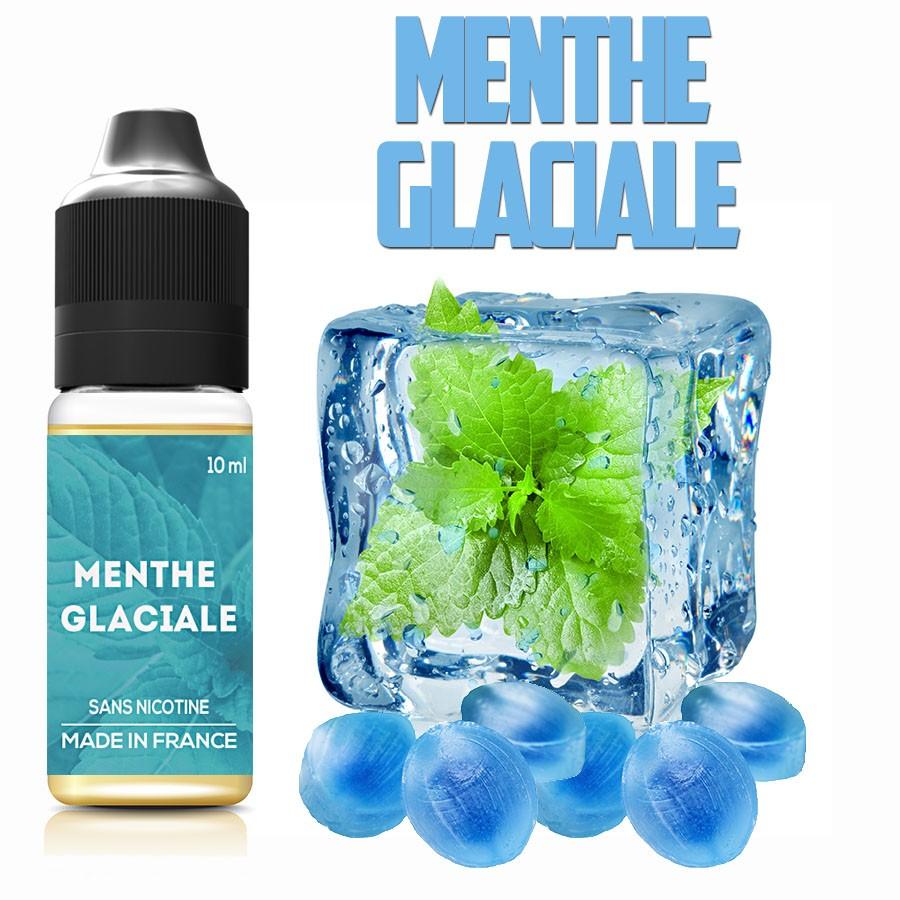Goût menthe glaciale - E-liquide - VDP