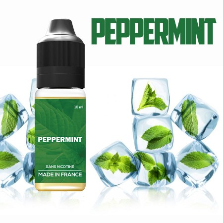 VDP - E-liquide naturel - Peppermint
