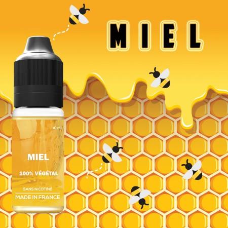 Goût Miel - laboutiquevdp - E-liquide naturels