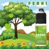 E-liquide naturels - Goût Pomme - la boutique VDP