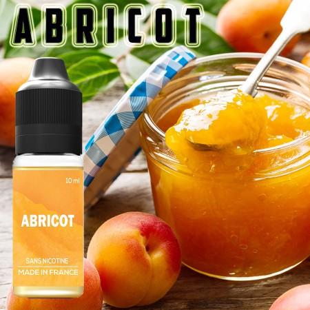 Goût abricot - la boutique VDP - E-liquide naturels